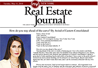 Real Estate Journal – How do you stay ahead of the curve?